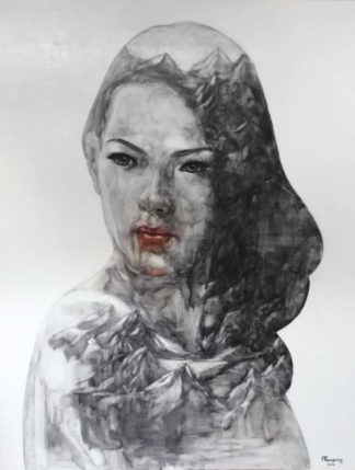 Peerapong - Portrait 23 - 140 x 180 - 25