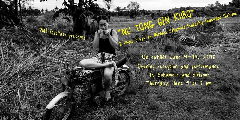 RMA Institute - Nu Tong Gin Khao