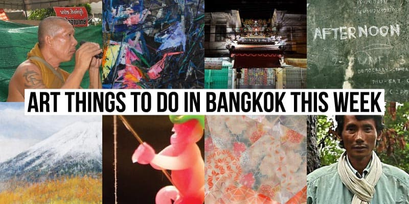 Things To Do in Bangkok This Week - Art 49 - Onarto