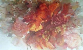 Tor - Flower 21 - 200 x 120 - 35