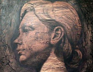 Vichit - Terracotta - 180 x 140 - 55