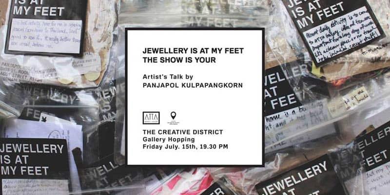 ATTA Gallery - Artist's Talk - Panjapol Kulpapangkorn