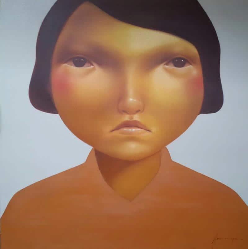Aranya - Portrait 24 - 150 x 150 - 38