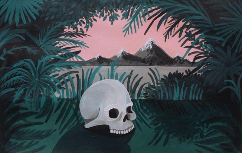 Artist Spotlight - Mercedes Bellido 01