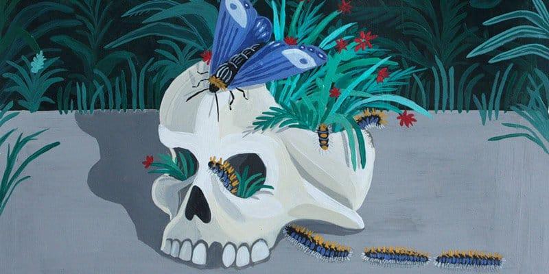 Artist Spotlight - Mercedes Bellido - feat