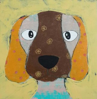 Ja - Surprising Long Ears Dog - 20 x 20 - 3-9