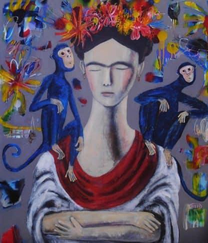 Kitti - Frida - 100 x 120 - 12