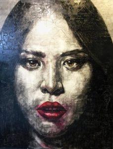 Peerapong – Portrait 24 – 140 x 180 – 25