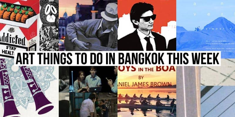Things To Do in Bangkok This Week - Art 54 - Onarto