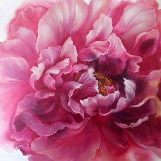 Tor - Flower 23 - 120 x 120 - 18