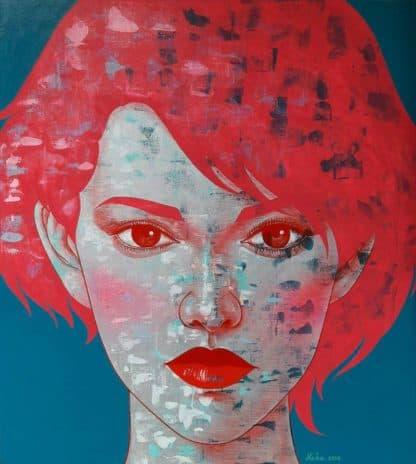 Vatcharapong - Portrait 03 - 90 x 100 - 12