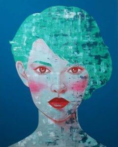 Vatcharapong – Portrait 04 – 120 x 150 – 20
