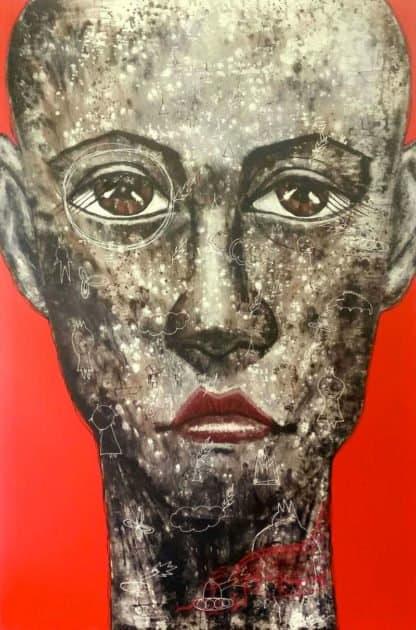 Age - Portrait 36 - 120 x 180 - 30
