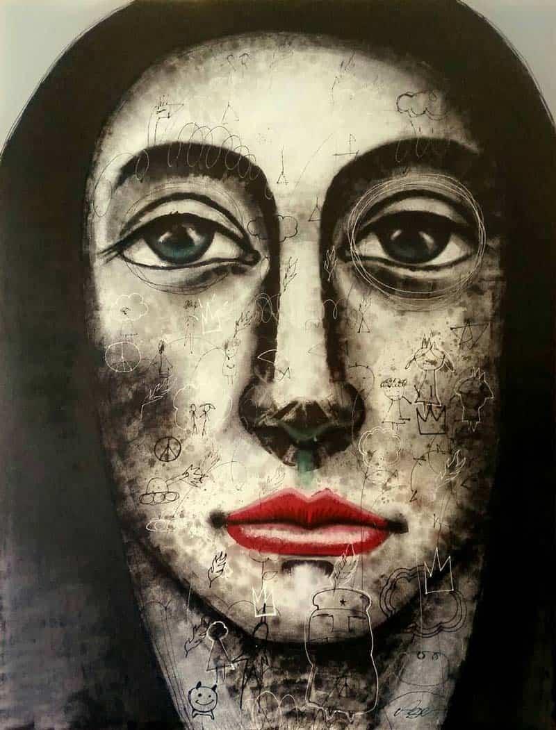 Age - Portrait 41 - 120 x 170 - 29