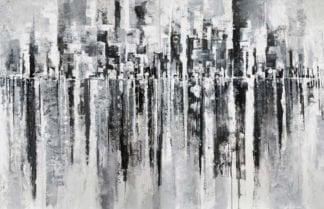 Gittisak - Gray Town - 180 x 120 - 23