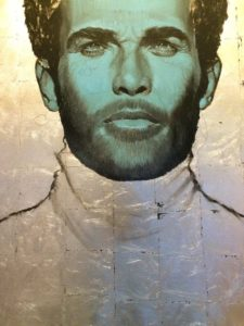 M.CH.R. – Man Portrait 58 – 90 x 100 – 8