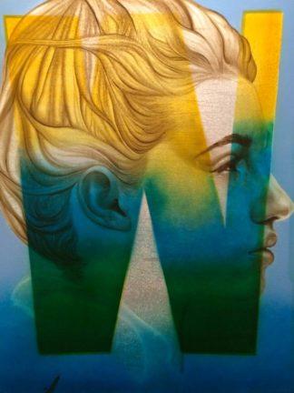 M.CH.R. - W portrait 01 - 120 x 150 - 20