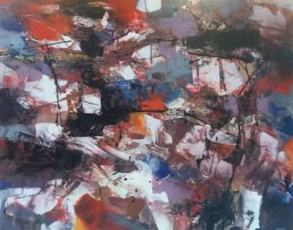 Paa - Abstract - 140 x 110 - 15