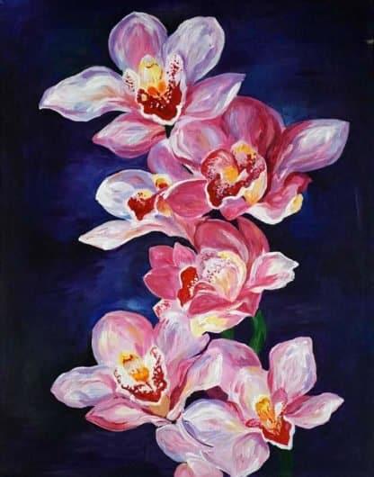Tida - Orchids - 35 x 45 - 10 - edit2