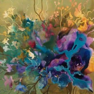 Tor - Flower 25 - 80 x 80 - 8