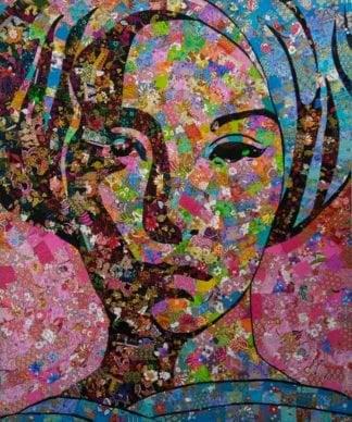 Tanawat - Collarge Portrait 08 - 150 x 180 - 25