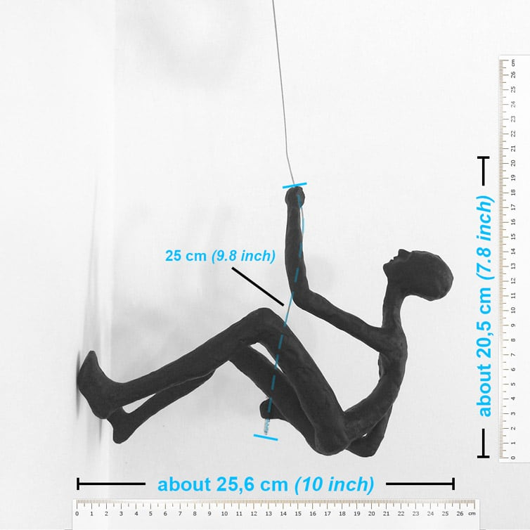 Climbing-Man-Sculpture-Dimension-Onarto