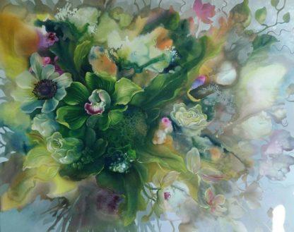 Tor - Flower 29 - 150 x 120 - 20