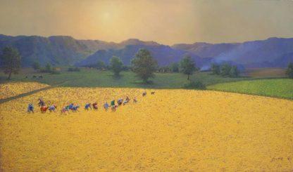 Anurak - Farmer 27 - 200 x 120 - 40