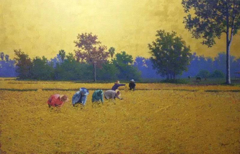 Anurak - Farmers 28 - 140 x 90 - 18