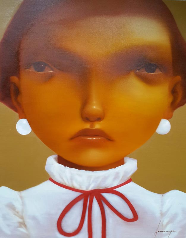 Aranya - Portrait 30 - 120 x 150 - 32