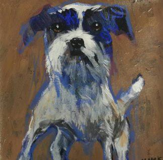 Ja - Jack Russell Terrier 03 - 25 x 25 - 09