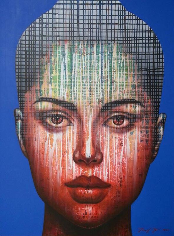 Paitoon - Portrait Master 28 - 110 x 150 - 50