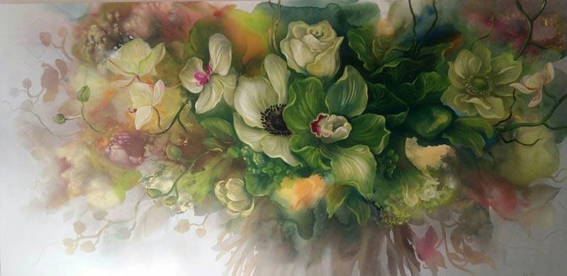 Tor - Flower 30 - 200 x 100 - 25