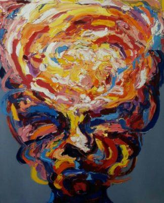 Worapol - Painting 27 - 130 x 160 - 85