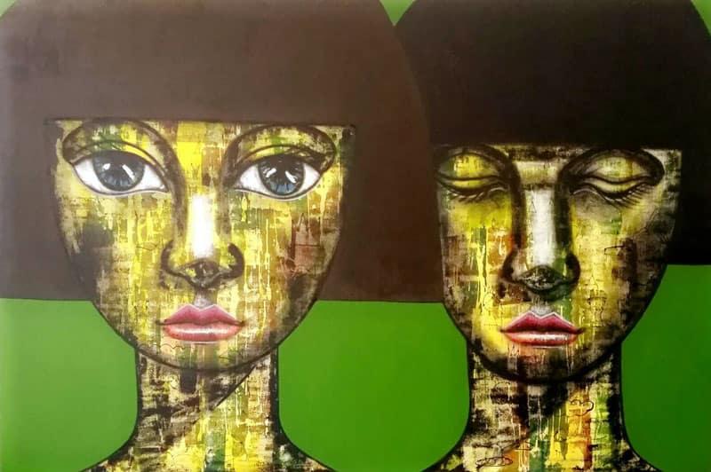 Age - Portrait 47 - 180 x 120 - 42