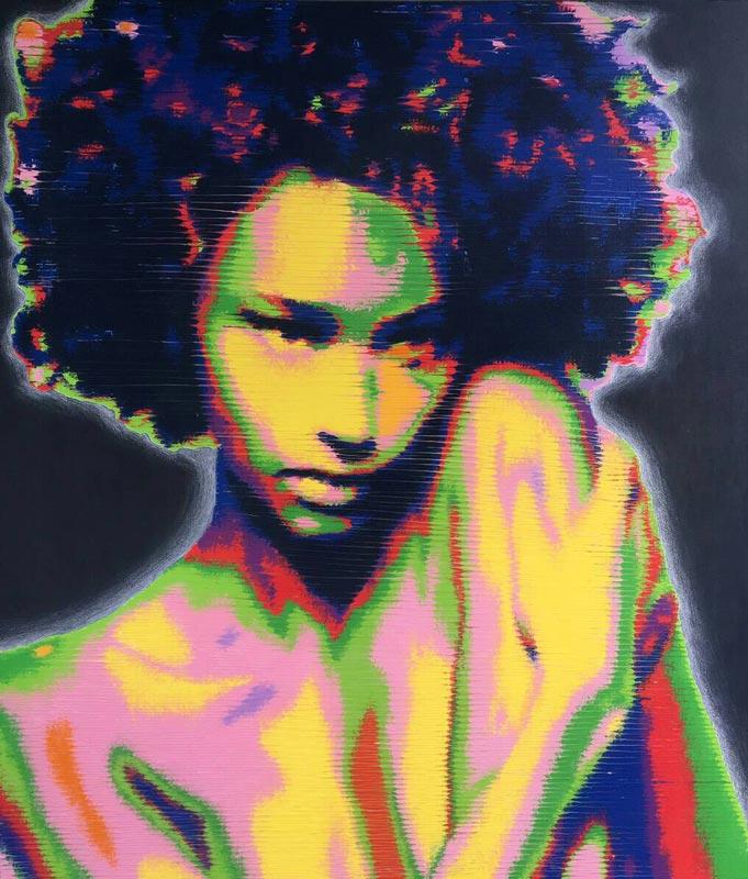 Boat - Portrait 11 - 120 x 140 - 15
