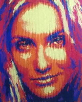Boat - Portrait 16 - 80x100 - 9