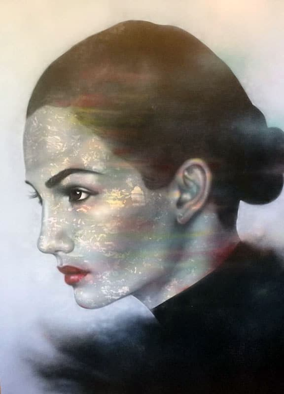 Peerapong - Portrait 34 - 140 x 180 - 25