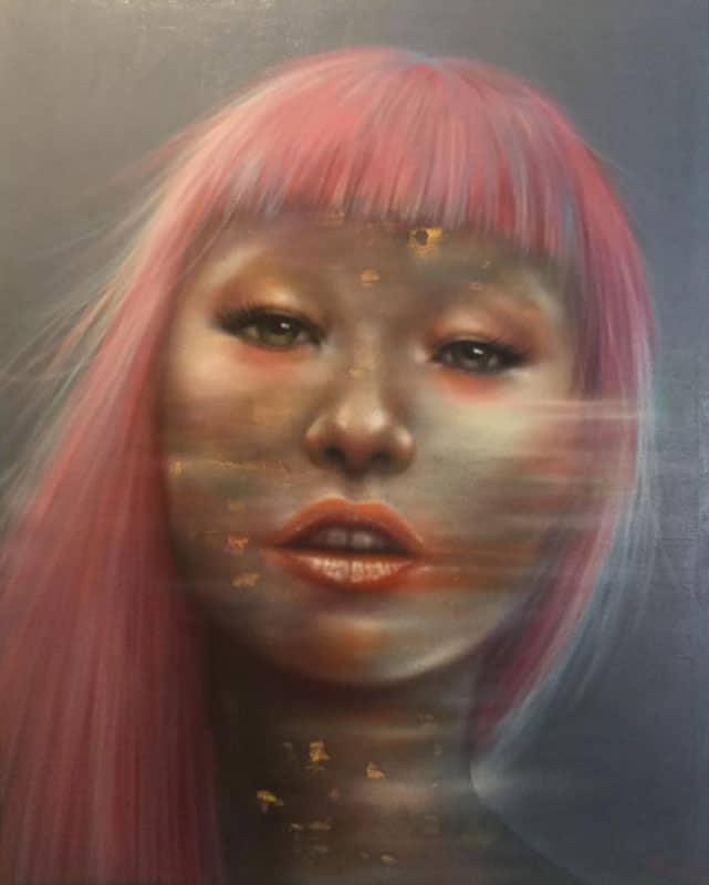 Peerapong - Portrait 35 - 80 x 100 - 8