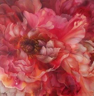 Tor - Flower 31 - 130 x 130 - 20