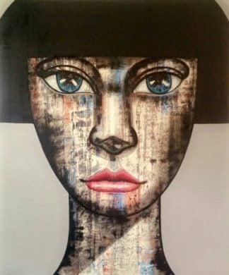 Age - Portrait 54 - 120 x 145 - 28