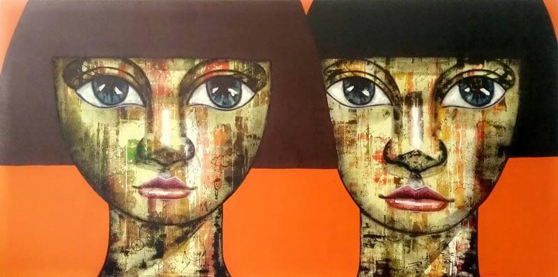 Age - Twin 02 - 200 x 100 - 40