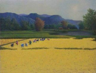 Anurak - Farmers 37 - 130 x 100 - 15