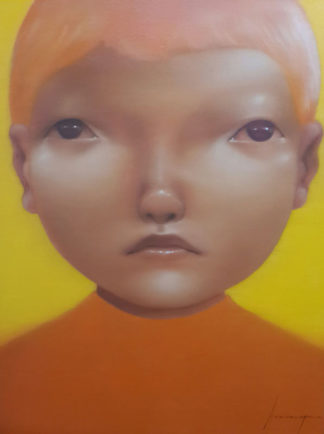 Aranya - Portrait 32 - 90 x 120 - 20