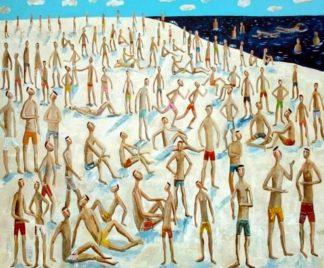 Kitti - Summer Is Coming - 120 x 100 - 12