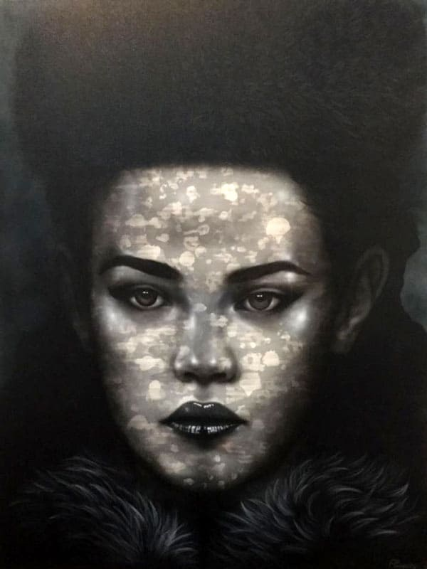 Peerapong - Portrait 36 - 140 x 180 - 35