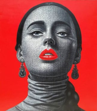 Petch - Portrait 62 - 140 x 160 - 38