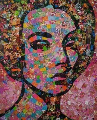Tanawat - Collarge Portrait 14 - 150 x 180 - 25
