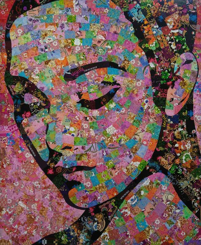 Tanawat - Collarge Portrait 15 - 150 x 180 - 25