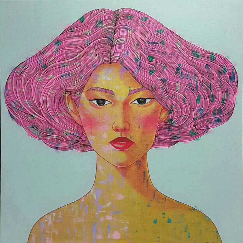 Vatcharapong - Woman Portrait 14 - 150 x 150 - 25